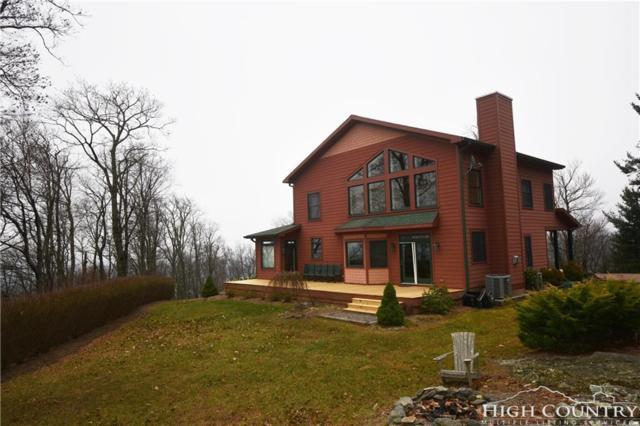 4683 N Blue Ridge Parkway, Jefferson, NC 28640 (MLS #204702) :: Keller Williams Realty - Exurbia Real Estate Group