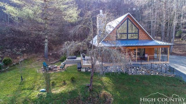 568 Auborn Trivette Road, Sugar Grove, NC 28679 (MLS #204751) :: Keller Williams Realty - Exurbia Real Estate Group