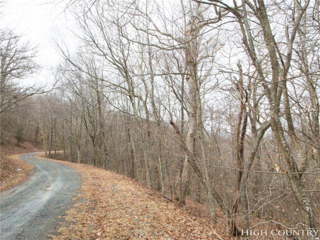 TBD Saddle Road Road, Boone, NC 28607 (MLS #204783) :: Keller Williams Realty - Exurbia Real Estate Group