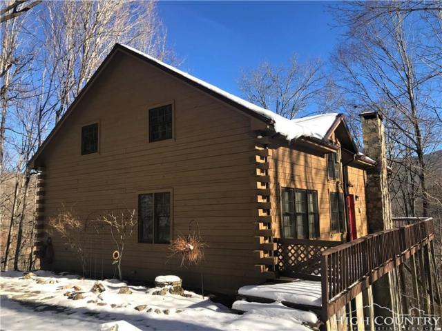 473 Double Knob Road, Banner Elk, NC 28604 (MLS #204792) :: Keller Williams Realty - Exurbia Real Estate Group