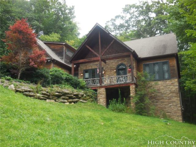 340 Farm Loop Road, Banner Elk, NC 28604 (MLS #204834) :: RE/MAX Impact Realty