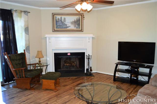 301 Pinnacle Inn Road #3122, Beech Mountain, NC 28604 (MLS #204905) :: Keller Williams Realty - Exurbia Real Estate Group
