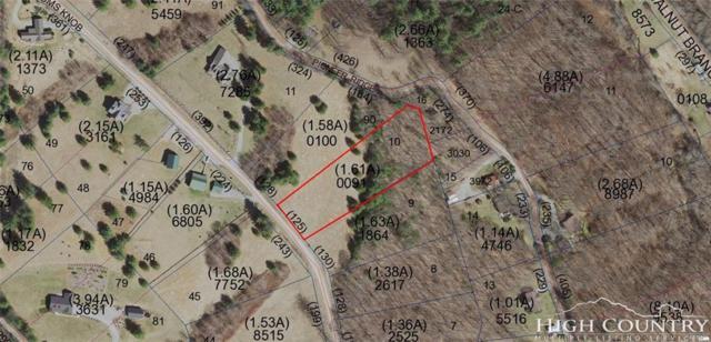 TBD Toms Knob Road, Sparta, NC 28675 (MLS #204933) :: Keller Williams Realty - Exurbia Real Estate Group