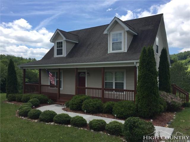 1201 Big Flatts Church Road, Fleetwood, NC 28626 (MLS #204964) :: Keller Williams Realty - Exurbia Real Estate Group
