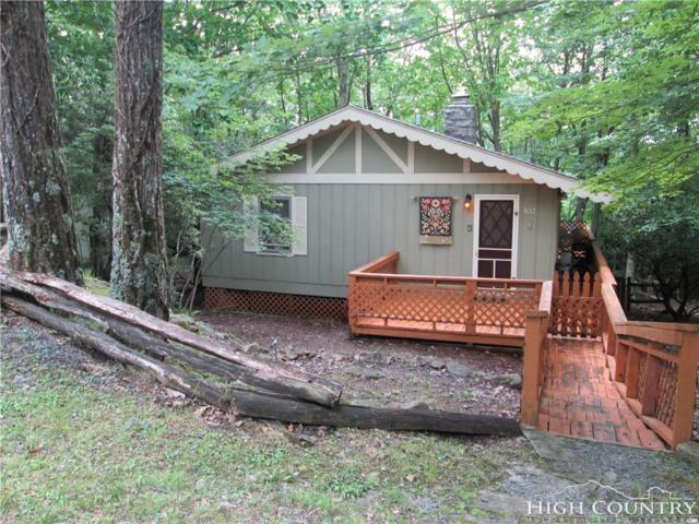 837 Pine Ridge Road, Beech Mountain, NC 28604 (MLS #204969) :: Keller Williams Realty - Exurbia Real Estate Group
