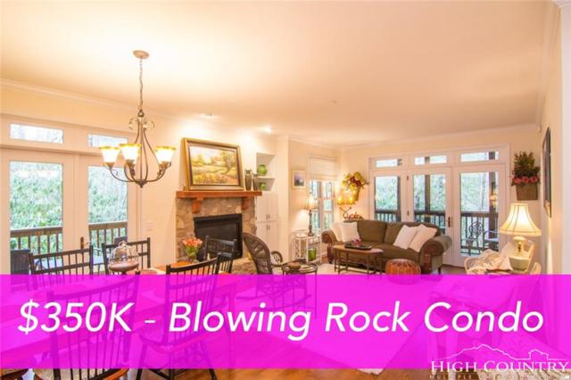 205 Caleb Drive D-1, Blowing Rock, NC 28605 (MLS #205025) :: Keller Williams Realty - Exurbia Real Estate Group