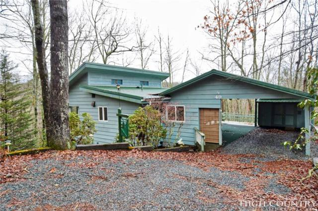 49 Goldfinch Road, Newland, NC 28657 (MLS #205029) :: Keller Williams Realty - Exurbia Real Estate Group
