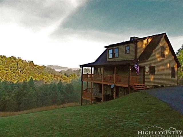 767 Deerwood Road, Piney Creek, NC 28663 (MLS #205082) :: Keller Williams Realty - Exurbia Real Estate Group