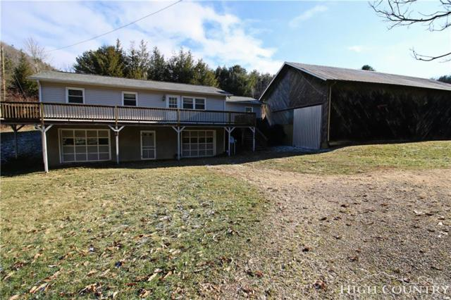 1761 Old Watauga River Road, Sugar Grove, NC 28679 (MLS #205089) :: Keller Williams Realty - Exurbia Real Estate Group