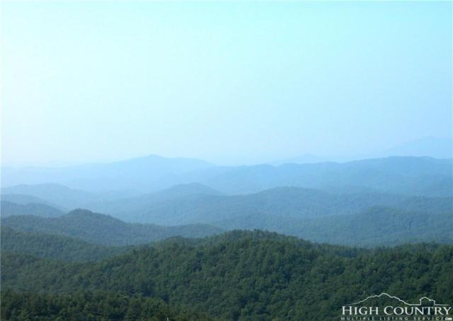 Lot 1 Guthrie Ridge Drive, Lenoir, NC 28645 (MLS #205230) :: Keller Williams Realty - Exurbia Real Estate Group