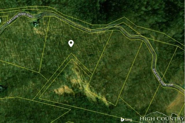 TBD E Long Hope Trail, Creston, NC 28615 (MLS #205332) :: Keller Williams Realty - Exurbia Real Estate Group
