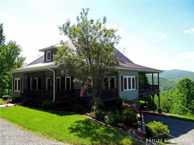 195 Scenic Mountain Drive, Sparta, NC 28675 (MLS #205375) :: Keller Williams Realty - Exurbia Real Estate Group