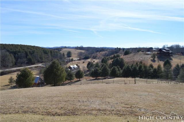Lot #4 Serenity Lane, Piney Creek, NC 28663 (MLS #205386) :: Keller Williams Realty - Exurbia Real Estate Group