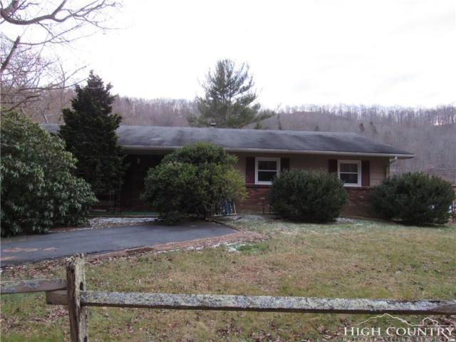 571 Howard's Creek Road, Boone, NC 28607 (MLS #205453) :: Keller Williams Realty - Exurbia Real Estate Group