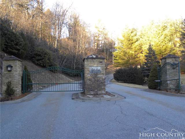 LOT 116 Rock Road, Blowing Rock, NC 28605 (MLS #205463) :: RE/MAX Impact Realty