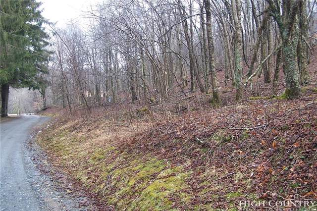 Lot #3 NE Woodland Springs Road, Boone, NC 28607 (MLS #205538) :: Keller Williams Realty - Exurbia Real Estate Group