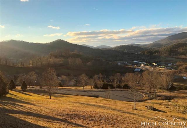 Lot 46 Supreme Golden Road, Banner Elk, NC 28604 (MLS #205544) :: Keller Williams Realty - Exurbia Real Estate Group