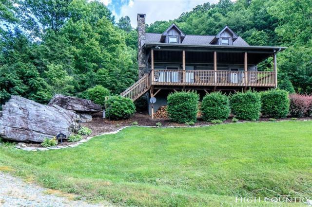 158 Jonathan Way, Sugar Grove, NC 28679 (MLS #205657) :: Keller Williams Realty - Exurbia Real Estate Group
