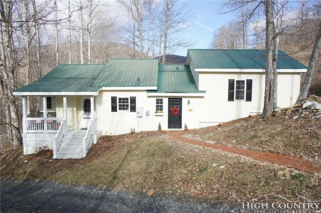 127 Middle Ridge Road, Todd, NC 28684 (MLS #205681) :: Keller Williams Realty - Exurbia Real Estate Group