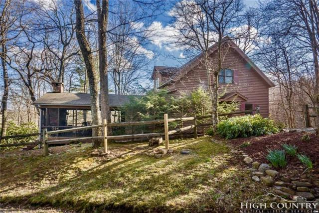 153 Turkey Knob Run, Fleetwood, NC 28626 (MLS #205682) :: Keller Williams Realty - Exurbia Real Estate Group