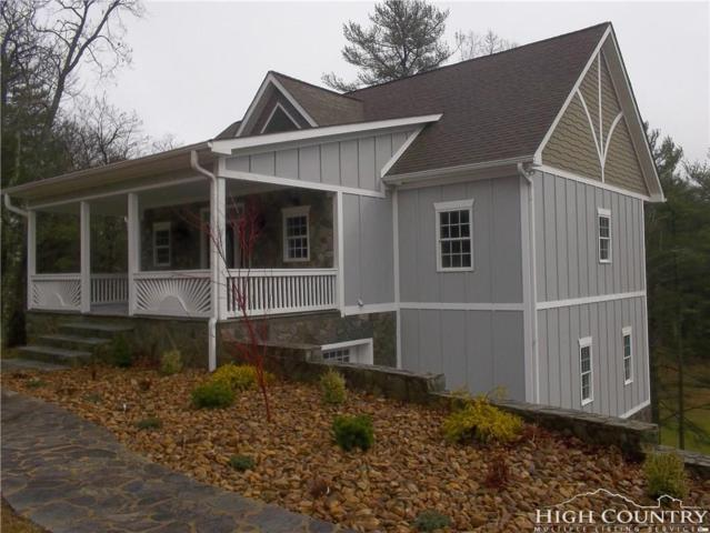 38 Beaus Valley Drive Drives, Roaring Gap, NC 28668 (MLS #205696) :: Keller Williams Realty - Exurbia Real Estate Group