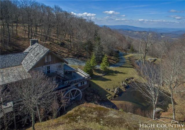 130 Spruce Hollow Road, Beech Mountain, NC 28604 (MLS #205702) :: RE/MAX Impact Realty
