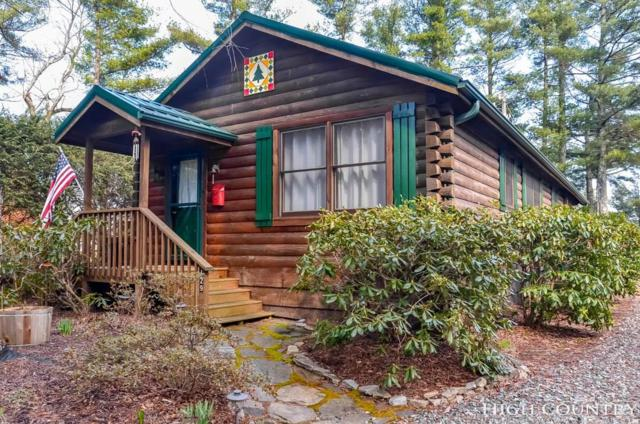 129 Mountain Ivy Lane, Boone, NC 28607 (MLS #205718) :: Keller Williams Realty - Exurbia Real Estate Group