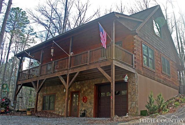 107 Laurel Circle W, Deep Gap, NC 28618 (MLS #205725) :: Keller Williams Realty - Exurbia Real Estate Group