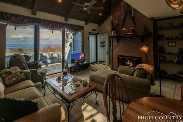 100 Wedling Weg #4, Beech Mountain, NC 28604 (MLS #205765) :: Keller Williams Realty - Exurbia Real Estate Group