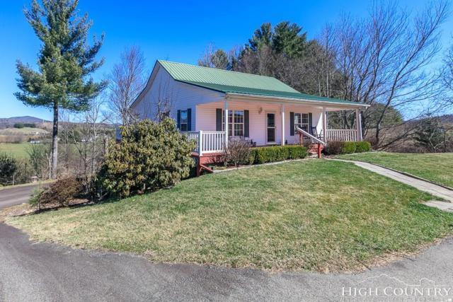 303 Chestnut Ridge Drive, Jefferson, NC 28640 (MLS #205795) :: Keller Williams Realty - Exurbia Real Estate Group