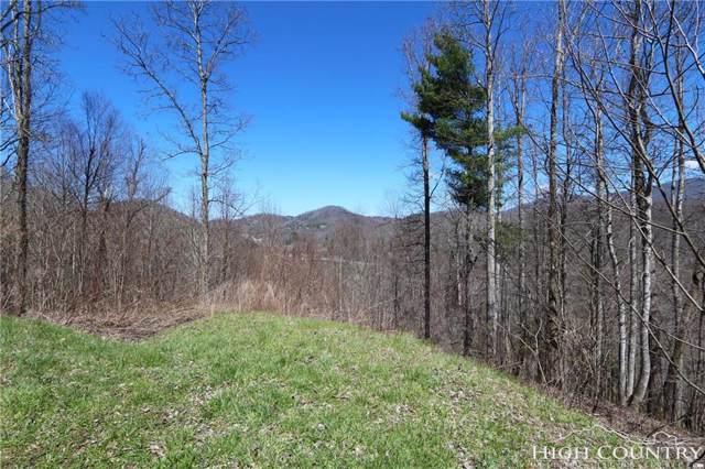 Lot 2 Boulder Ridge Drive, Boone, NC 28607 (#205806) :: Mossy Oak Properties Land and Luxury