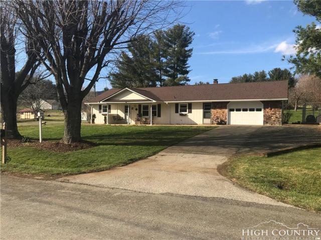 260 Ed Messer Road, West Jefferson, NC 28694 (MLS #205817) :: RE/MAX Impact Realty