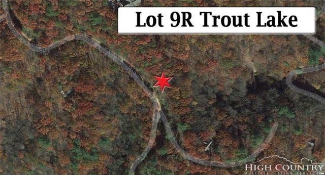 Lot 9R Trout Lake Road, Deep Gap, NC 28618 (MLS #205859) :: Keller Williams Realty - Exurbia Real Estate Group