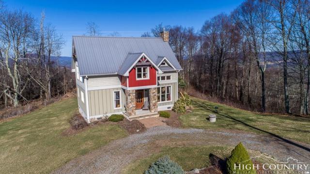 1686 Toms Knob Road, Sparta, NC 28675 (MLS #205868) :: Keller Williams Realty - Exurbia Real Estate Group
