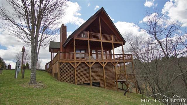 83 Mountain Ridge Road, Piney Creek, NC 28663 (MLS #205920) :: Keller Williams Realty - Exurbia Real Estate Group