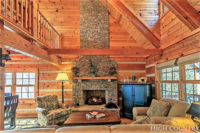 8547 Dancing Bear Lane, Blowing Rock, NC 28605 (MLS #206014) :: Keller Williams Realty - Exurbia Real Estate Group