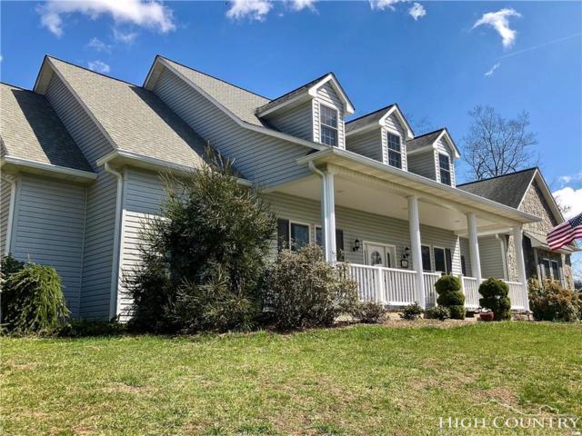 133 Liberty Landing Way, Fleetwood, NC 28626 (MLS #206029) :: Keller Williams Realty - Exurbia Real Estate Group