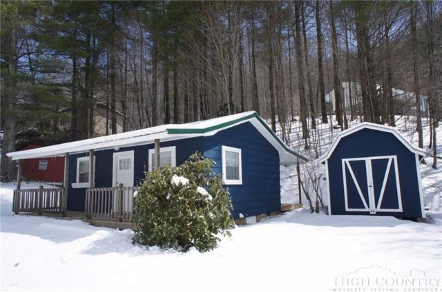 1309 E Mill Creek Road, Todd, NC 28684 (MLS #206101) :: Keller Williams Realty - Exurbia Real Estate Group