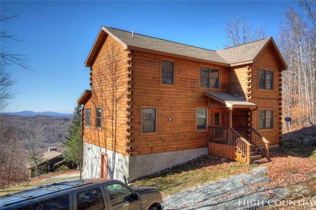 105 Lower Snowbird Trail, Beech Mountain, NC 28604 (MLS #206138) :: Keller Williams Realty - Exurbia Real Estate Group