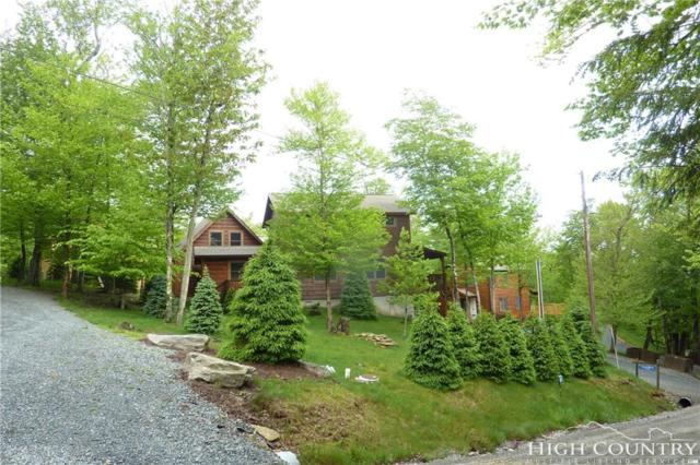 101 Groundhog Trail, Beech Mountain, NC 28604 (MLS #206148) :: Keller Williams Realty - Exurbia Real Estate Group