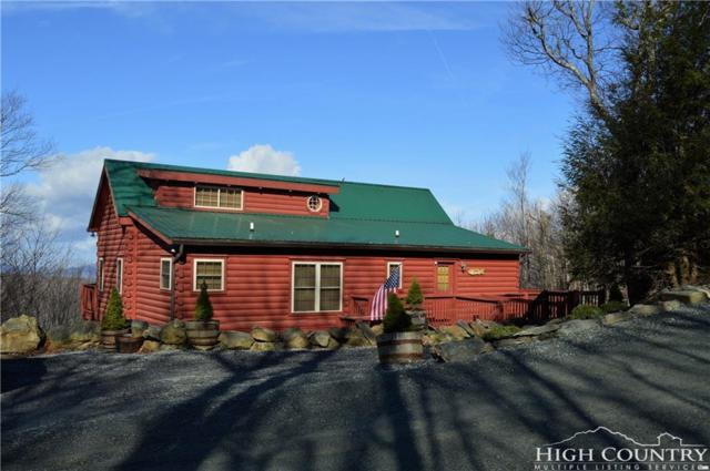 102 Upper Snowbird Trail, Beech Mountain, NC 28604 (MLS #206176) :: Keller Williams Realty - Exurbia Real Estate Group