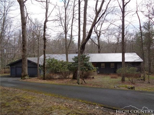 519 Brookside Drive, Boone, NC 28607 (MLS #206186) :: Keller Williams Realty - Exurbia Real Estate Group