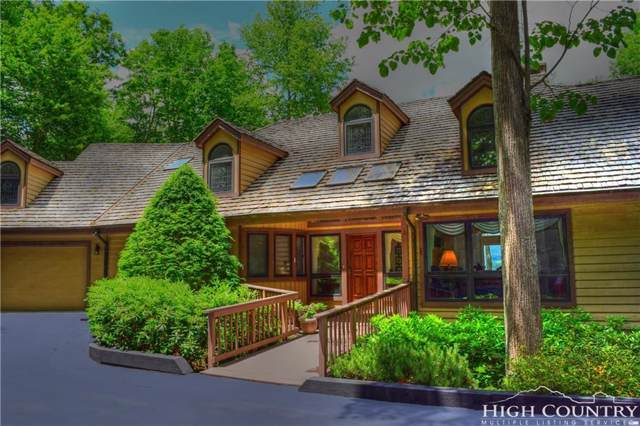 440 Woodthrush Way, Banner Elk, NC 28604 (MLS #206188) :: Keller Williams Realty - Exurbia Real Estate Group