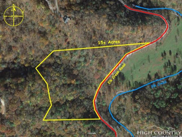 8452 Elk Creek Road, Deep Gap, NC 28618 (MLS #206198) :: RE/MAX Impact Realty
