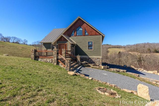 129 Eagle Park Drive, Banner Elk, NC 28604 (MLS #206257) :: Keller Williams Realty - Exurbia Real Estate Group