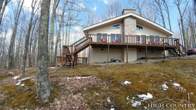 142 Clubhouse Road, Beech Mountain, NC 28604 (MLS #206265) :: Keller Williams Realty - Exurbia Real Estate Group