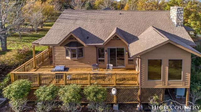 120 Woodland Way, Beech Mountain, NC 28604 (MLS #206425) :: Keller Williams Realty - Exurbia Real Estate Group