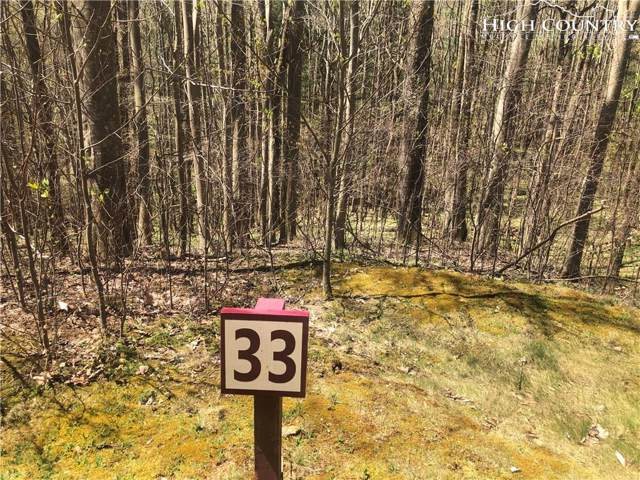 lot 33 Carefree Cove Road, Zionville, NC 28698 (MLS #206486) :: RE/MAX Impact Realty