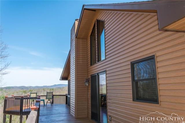 225 Eagle's Landing Drive, Crumpler, NC 28617 (MLS #206523) :: Keller Williams Realty - Exurbia Real Estate Group