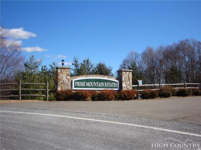 133 American Drive, Piney Creek, NC 28663 (MLS #206580) :: Keller Williams Realty - Exurbia Real Estate Group